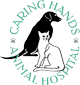 Caring Hands Animal Hospital Logo
